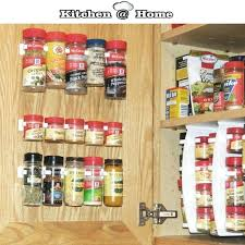 wooden pantry door e rack organizer over the hanging kitchen shelving mounted
