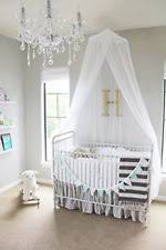 Mosquito Guard Baby Canopy Crib Net Toddlers Cradle Moses Basket Outdoor  Camping