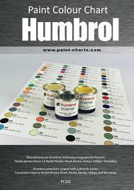 Humbrol Paint Chart Uk Paint Colour Chart Humbrol 12mm