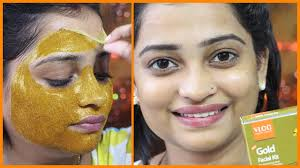 vlcc gold kit review gold kit how to apply video get parlor like at home