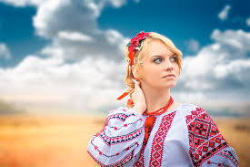 Ukraine woman and beautiful ukraine