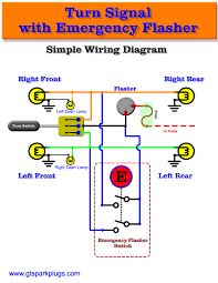 flasher wiring diagram 12v wiring diagrams and schematics ponent 12v flasher dc relay wiring