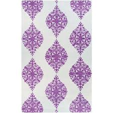 couristan crawford ornament magenta 2 ft x 3 ft area rug