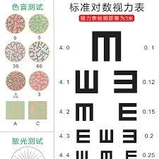 China Eye Color Chart China Eye Color Chart Shopping Guide