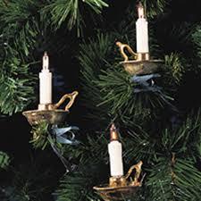 Kurt Adler Christmas Tree Candle Lights Pin On Wish List