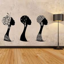 african women wall decal african woman profile wall vinyl africa wall decal african silhouette decal black woman wall art ethnic 140 on black woman silhouette wall art with african women wall decal african woman profile wall vinyl africa