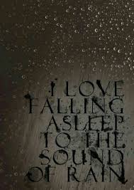 So Wonderful I Love Rain It Makes Me Happy Regentropfen