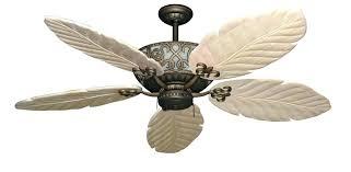 leaf ceiling fan. Leaf Ceiling Fan With Palm Blades S .