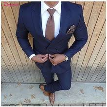 <b>men suit</b> business tuxedos slim fit