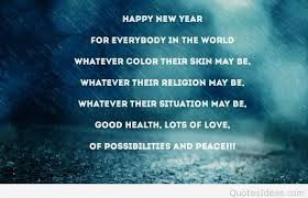New Years Christian Quotes