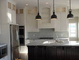 off white cabinets dark floors. off white kitchen cabinets with dark island floors