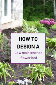 Best Flower Bed Designs The Best Tips For Designing And Planting A Low Maintenance