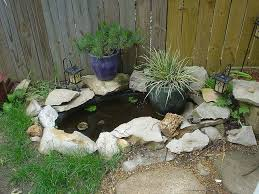Information On How To Build A Small Pond In Your GardenSmall Ponds In Backyard