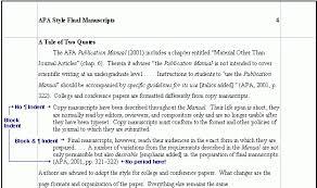 Apa Format Quotes Amazing Block Quotes Apa Glamorous Quote Apa Format Pleasing Quotations In