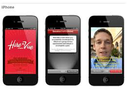 hirevue interview questions worlds first mobile interviewing app hirevue