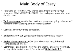 higher critical essay prelim support notes assessment  introduction example a hanging by george orwell is a provocative essay in which the writer uses