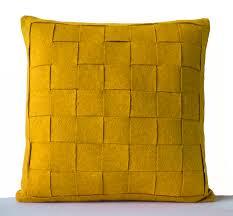 Mustard Living Room Accessories Mustard Yellow Decor Etsy