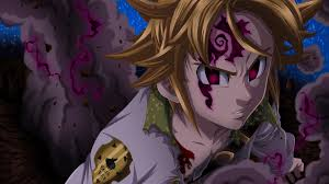 Meliodas is the leader of the seven deadly sins and is known as the dragon's sin of wrath. Seven Deadly Sins Meliodas Forms Page 1 Line 17qq Com