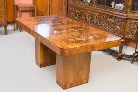 vintage art deco furniture. Astonishing Art Deco Furniture At Regent Antiques 06326 Antique Walnut Dining Table Vintage