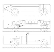 Pinewood Derby Template Free And Pinewood Derby Templates Printable ...
