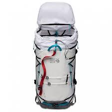 Alpine Light Mountain Hardwear Alpine Light 35 Backpack Mountaineering Backpack White 35 L M L