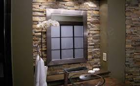 Natural Stacked Stone Backsplash Tiles For Kitchens And Bathrooms Best Tile Backsplash In Bathroom