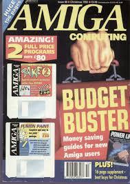 Amiga Computing Issue 068 1993 Christmas