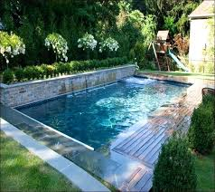 Small Pool Designs For Small Backyards Inspiration Enjoyable Pools For Small Yards Inground Backyard Ilikerainbowsco