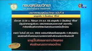 พายุฮีโกส' อ่อนกำลังเป็นดีเปรสชั่น แต่ยังกระทบไทย เหนือ-อีสาน ฝนตกหนัก 80%  - YouTube