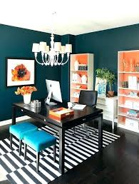 dark teal paint 8 powerful colors to your home office for a o7 colors