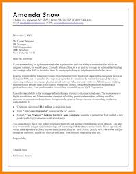 7 Career Change Cover Letter Sample Letter Adress