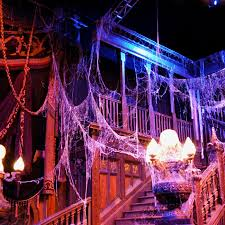 haunted house lighting. The Best Halloween Decorations And Props For Your Home, According To Haunted -House Designers Haunted House Lighting