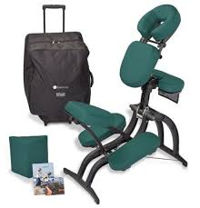 massage chair ebay. masseuse massage chair dark green modern leather with metal folding legs earthlite avila ii portable ebay e