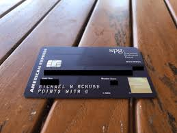 Spg Business Credit Card Review Points With Q