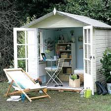 office shed plans. Backyard Office Shed Prefabricated Plans .