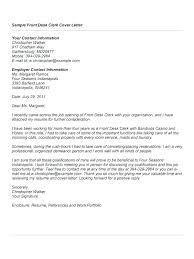 Cover Letter Samples For Receptionist Cover Letter Receptionist