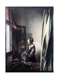 jan vermeer girl reading a letter at an open window c1657 u L PTGXYI0