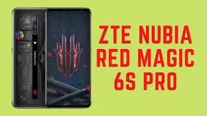 ZTE NUBIA RED MAGIC 6s PRO ...