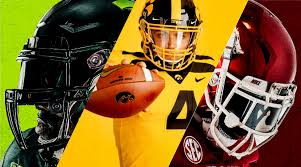 Design Your Own Football Uniform For Fun College Football Preview 2019 Uniforms Helmets Stadium