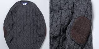 more elbow patches mens wool sweaters tuff duds