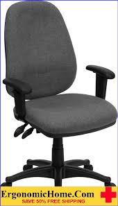 Fabric office chairs with arms Burgundy Ergonomic Home High Back Gray Fabric Executive Ergonomic Swivel Office Chair With Height Adjustable Arms u003c Ergonomic Home Ergonomic Home High Back Gray Fabric Executive Ergonomic Swivel