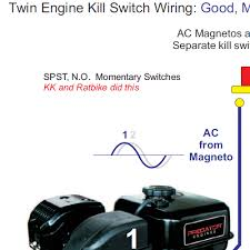 twin engine minibike kill switch wiring home of the pardue brothers minibike twin engine kill switch diagram