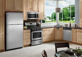 Gas Kitchen Appliance Packages Lacks Frigidaire Stainless Steel Kitchen Appliance Package With