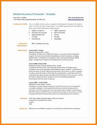 Medical Secretary Resume Examples 60 medical secretary resume sample new hope stream wood 17