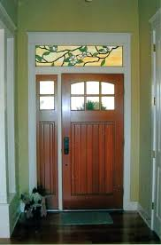 above the door art custom stained glass transom above the front door design of magnolias created