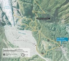 Resurrection Bay Chart Maps Kenai Fjords National Park U S National Park Service