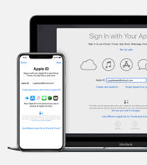 Sign In App Sign In With Your Apple Id Apple Support