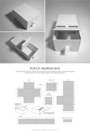 Pop Up Packaging Design Packaging Dielines Ii The Designers Book Of Packaging