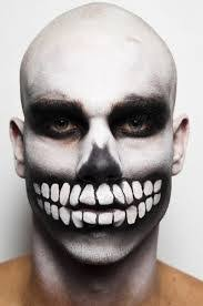 easy zombie makeup ideas for men google search