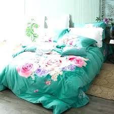 turquoise bedroom set bed sheets queen black comforter sets king amazing size duvet cover pink rose print green bedding covers s turquo